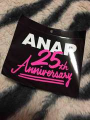NEW*ANAP 25th anniversaryステッカー*