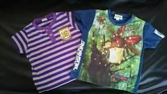 110センチTシャツ2枚set☆