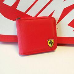 新品フェラーリ財布 カード入れ