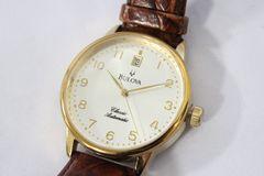 BULOVA☆ブローバ クラシックオートマチックメンズ腕時計 自動巻き