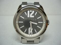 ブルガリ 美品  ソロテンポ  ST37S  メンズ 時計