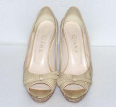 銀座DIANA(ダイアナ)  レディス靴 23.5  815291BL190-210