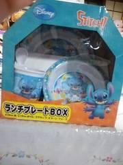 ☆ディズニースティッチランチプレートBOX☆
