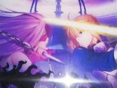 劇場版 Fate stay night Heavens FeelのカードNo.02