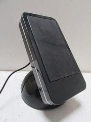 8421☆1スタ☆携帯スタンド式スピーカー マルチメディアスピーカー 9x12cm 電池式