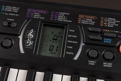 電子ミニキーボード 44ミニ鍵盤 SA-76 ブラック&オレンジ