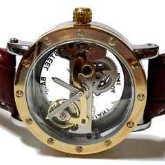 【新品/未使用】SHENHUA トルゥービヨンド【自動巻】腕時計