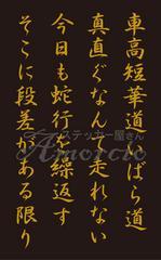 【車高短花道】詩ステッカー車高調エアサスvipluxurystyleドリDAD
