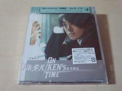 ケン・チュウ(朱孝天 F4)CD「ON KEN'S TIME」DVD付 新品●