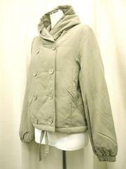 【ローリーズファーム】【未使用品】中綿入りショートコート