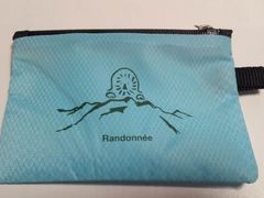 ランドネ2015年5月オリジナル撥水機能付きウォレット新品