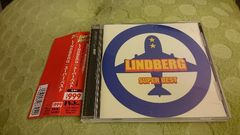 LINDBERG「SUPER BEST」ベスト/帯付
