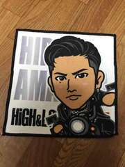 HiGH&LOW THE BASE三代目JSB 登坂広臣 ヒロト タオル ガチャ