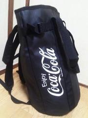 Coca~Cola/コカコーラリュックver.4☆2wayタイプ(リュック&トート)ブラック