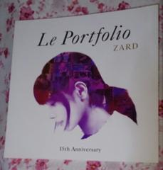 美品ZARD  Le Portfolio  15th Anniversary写真集