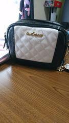 新品セシルマクビーのバッグ 黒