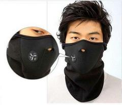 ネット最安値340円★防寒対策 バイク・自転車 フェイスマスク
