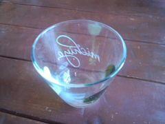 ハンドメイド名入りグラス限定数出品