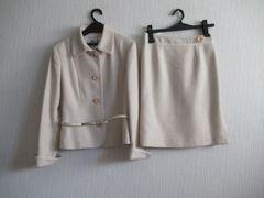 人気ブランド&美品★WHITE JOOLA★合繊/黄/M★送700円