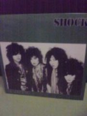 SHOCK●ON THE ROCK アナログミニLP