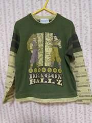 110�p男の子ロングTシャツ ドラゴンボール柄