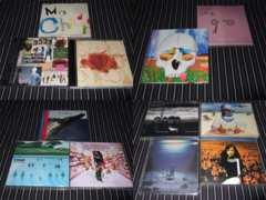 MR.CHILDREN/BANK BAND AL.12枚セット 初回盤/盤質良好(salyu)