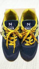 new balance575 ニューバランス スニーカー
