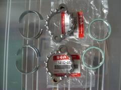 (12)GS400GS425GS400L新品マフラーフランジセット