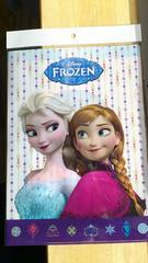 KIRINノベルティアナと雪の女王クリアファイル�@