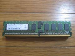 ★中古★ PC2-5300R-555 1R×8 1GB×8 サーバー用 メモリ