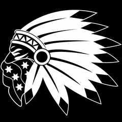 ビヨンド インディアン Tシャツ TEE B系 192 S M L XL XXL XXXL