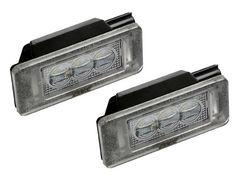 セレナ  C27系専用 LEDナンバー灯 ユニット交換