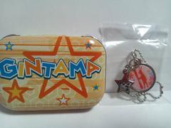 銀魂リトルアクセサリーコレクション神楽GINTAMA缶入りキーチェーン