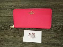 新品未使用 COACH コーチ F52372 長財布レディース財布
