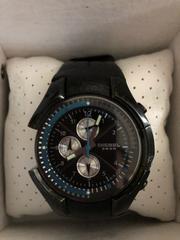 ディーゼル腕時計 クロノグラフ DZ-4129 中古 稼働品