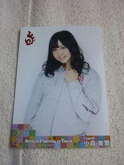 AKB48 秋祭り小森美果特典写真