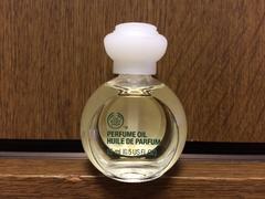 レア廃盤ボディショップココナッツパフュームオイル香水