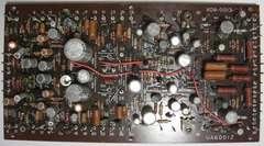 TRIO/ドライバーイコライザーユニット希少Tr等部品取未使用