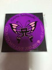 ☆あゆ/COUNTDOWN LIVE 2010-2011 A~do it again~ メモパッド☆