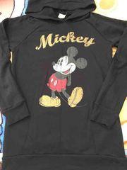 ( ̄▽ ̄)ミッキーマウス*パーカー*Msize*