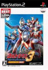 ☆PS2ソフト☆ウルトラマン ファイティングエボリューション3