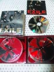 《EXILE/パーフェクトベスト》【CDアルバム+DVD】3枚組