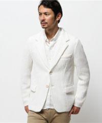 SIDE SLOPE ニットジャケット junhashimoto 1piu1uguale3 AKM