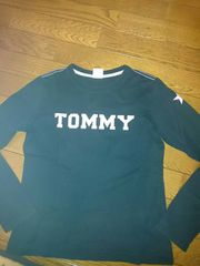 TOMMYGIRL トミーガール ロゴロンT S