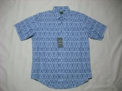 fg622 男 TIMBERLAND ティンバーランド 半袖 柄シャツ Mサイズ