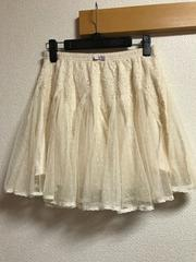 ★RETRO GIRL チュールレーススカート★