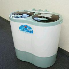 洗濯機 小型洗濯機 2槽式洗濯機 二槽式洗濯機 洗濯器