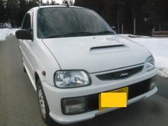 ☆即決 ミラ ターボ TR-XX アバンツアートX 4WD 車検付きも可☆