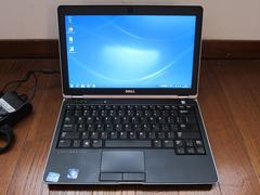 Dell Latitude E6230 Corei5-3320M/4G/500G/12.5型液晶/Windows7