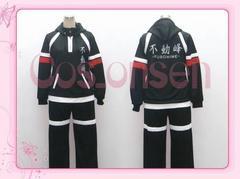 コスプレ衣装 テニスの王子様 不動峰ジャージ修正版